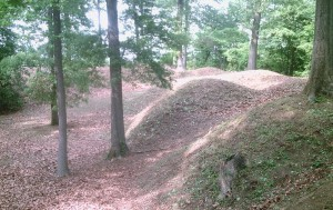 Drewrys Bluff Fort