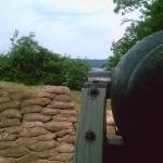 Confederate Gun Position Drewrys Bluff